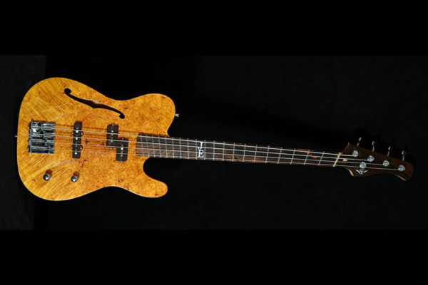Bass of the Week: Bergfels Guitars John-Eric Signature Custom Bass