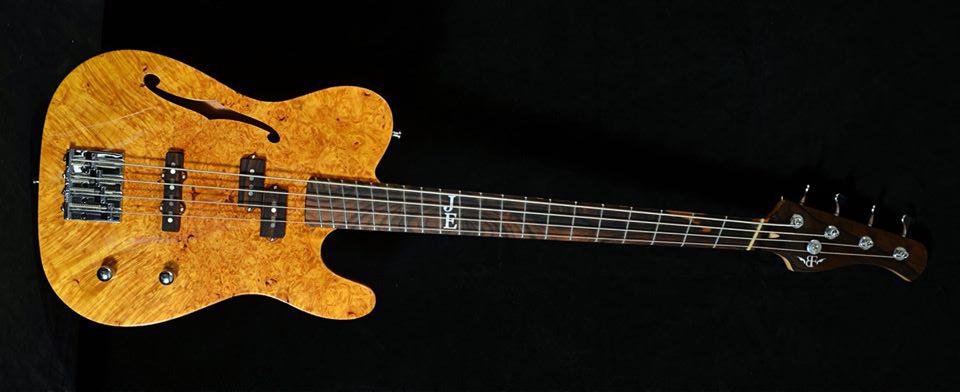 Bergfels Guitars Custom Bass