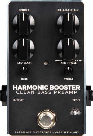 Darkglass Electronics Harmonic Booster V2.0 Pedal