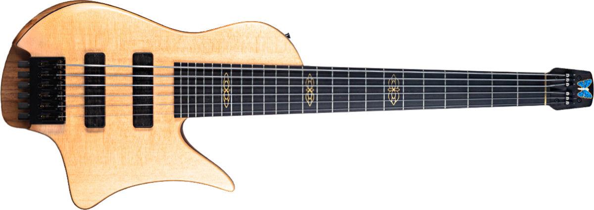 Fodera Masterbuilt Crescent Bass