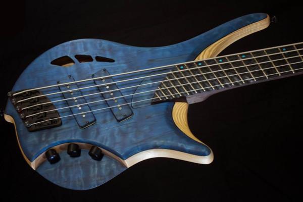 Bass of the Week: Jillard Guitars Armada Bass
