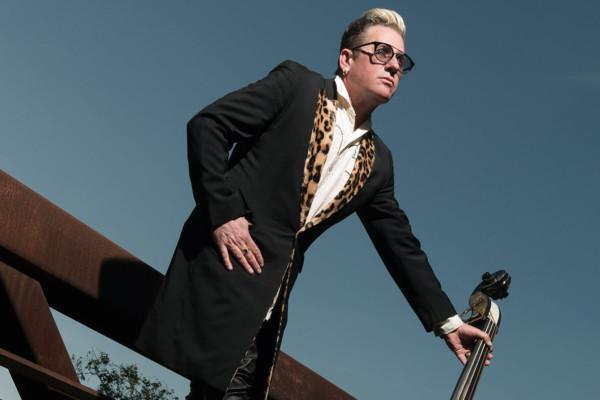 "Lee Rocker Releases New Single, ""Dog House Shuffle"""