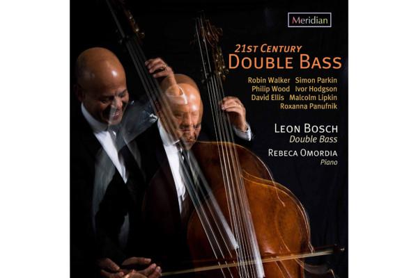 "Leon Bosch Releases ""21st Century Double Bass"""