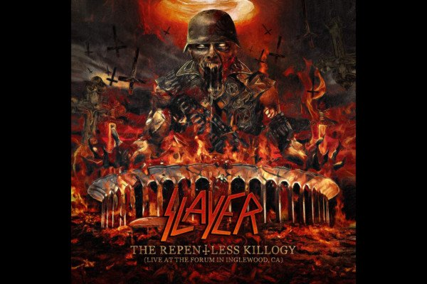 """Slayer Releases """"The Repentless Killogy"""" Film and Live Album"""