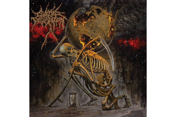 "Cattle Decapitation Release ""Death Atlas"""