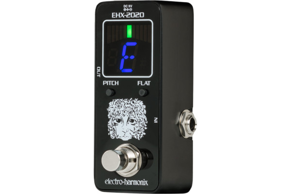 Electro-Harmonix Now Shipping EHX-2020 Tuning Pedal