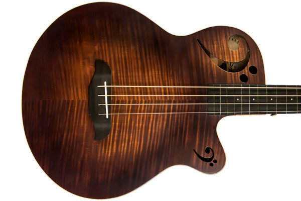 Bass of the Week: Sawtooth Rudy Sarzo Signature Acoustic-Electric Bass