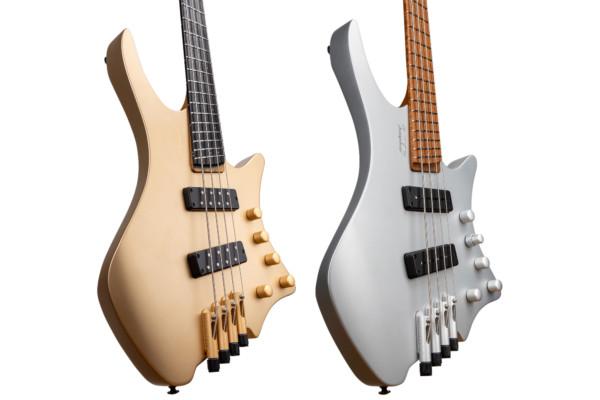 Strandberg Announces 10th Anniversary Boden Bass Models