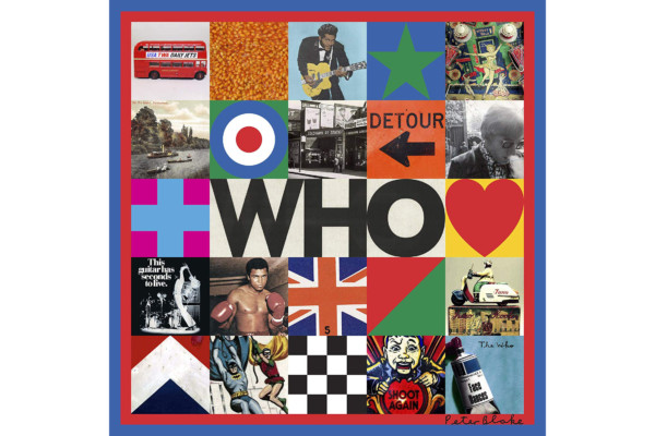 """The Who Release """"WHO"""" with Pino Palladino and Gus Seyffert"""