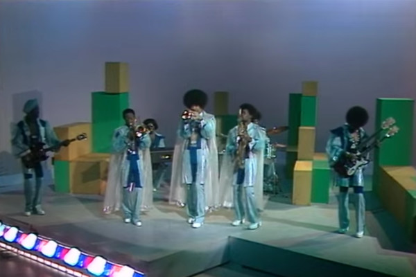 """Ohio Players: """"Skin Tight"""" on TopPop"""