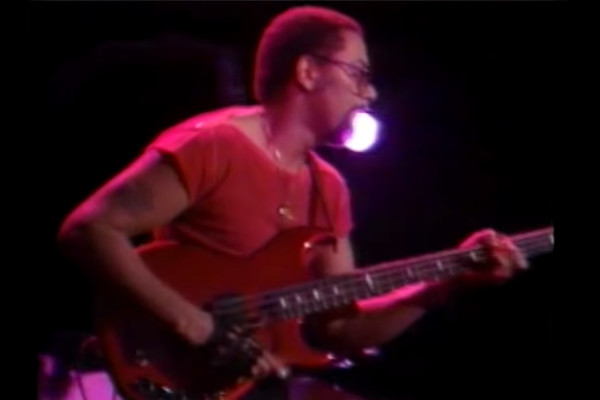George Duke Band with Louis Johnson: Silly Fightin', Live in Tokyo (1983)