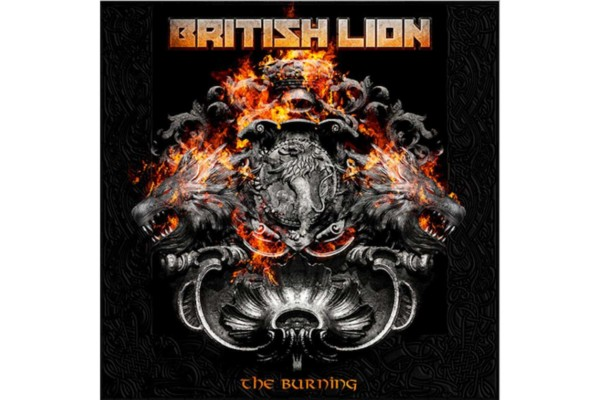 """Steve Harris and British Lion Release """"The Burning"""""""