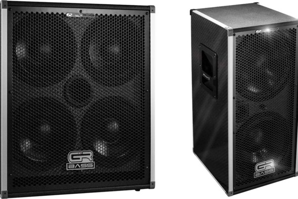 GR Bass Unveils the AeroTech Featherweight Bass Cabinet Series