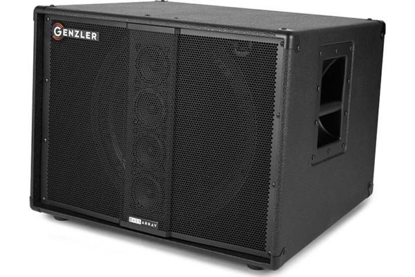 Genzler Amplification Announces the BA15-3 SLT Bass Cabinet