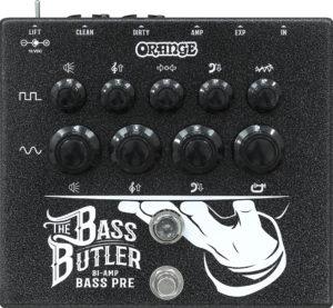 Orange Amplification Bass Butler Pedal