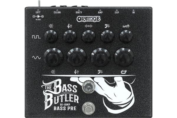 Orange Amplification Unveils the Bass Butler Pedal