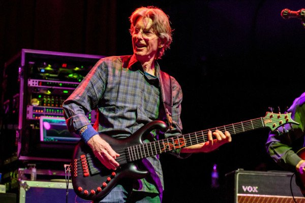 "Phil Lesh Announces ""Surprise 80th Birthday Party"" Concerts"