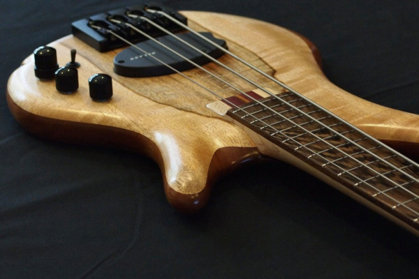 "Bass of the Week: Polaris Basses Shorty ""Mango"""