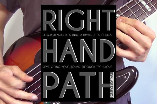 """Pablo Elorza Publishes """"Right Hand Path"""" Technique Book"""