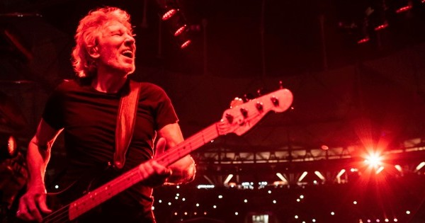 "Roger Waters Announces ""This Is Not A Drill"" Tour"
