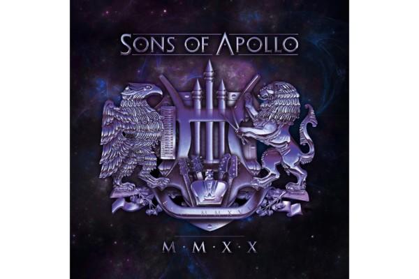 "Sons of Apollo Release ""MMXX"""