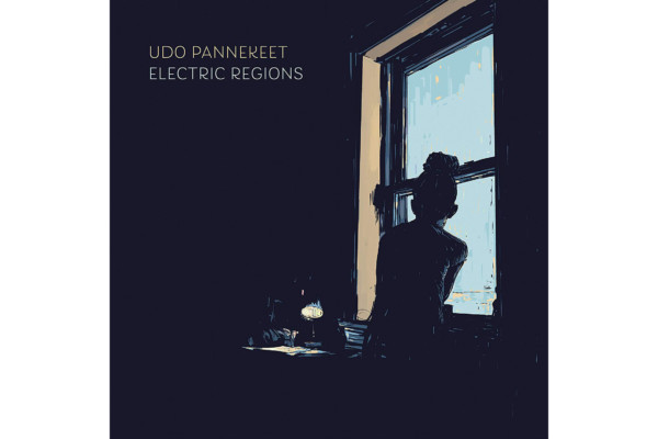"Udo Pannekeet Releases ""Electric Regions"""