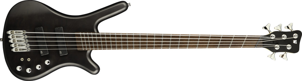 Warwick Rockbass Corvette Multi-Scale 5-String Bass