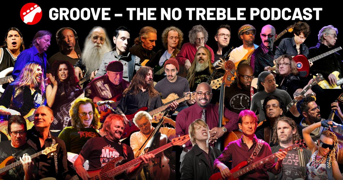 Groove: The No Treble Podcast