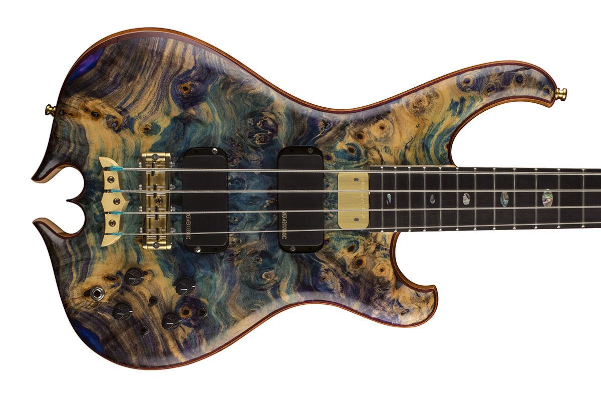 Alembic Signature Deluxe Balance B Bass Body