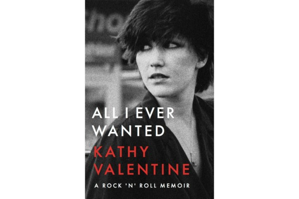 Go-Go's Bassist Kathy Valentine's Memoir Now Available