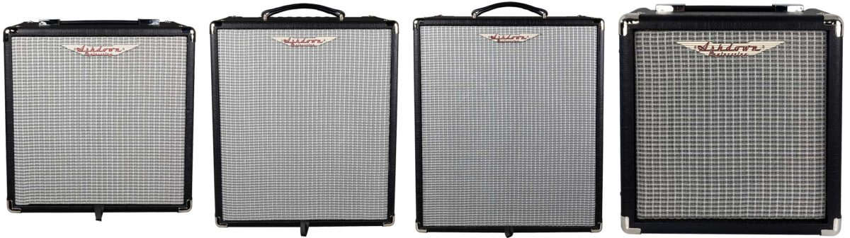 Ashdown Engineering Studio 8 Bass Combo Amps