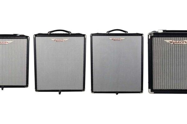 Ashdown Launches Studio Range Bass Combos