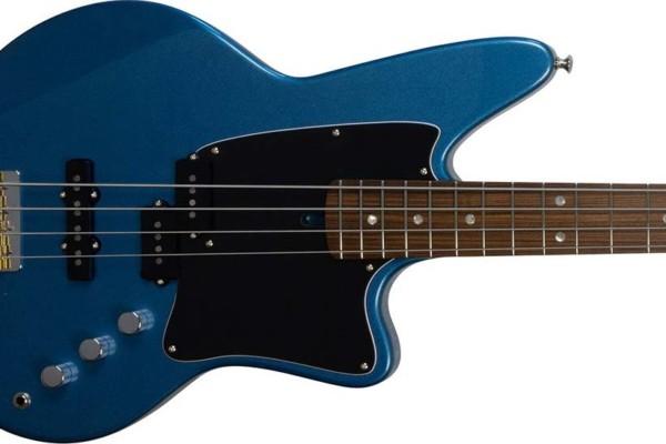 Ashdown Teams with Dan Lakin For New Range of Bass Guitars