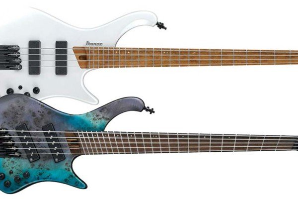 Ibanez Unveils EHB Headless Bass Series