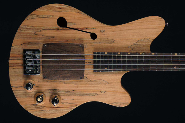 Bass of the Week: Malinoski Guitars Nero Bass #395