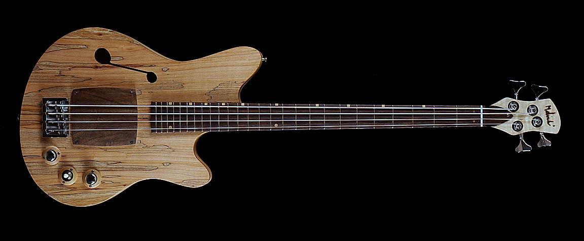 Malinoski Nero Bass