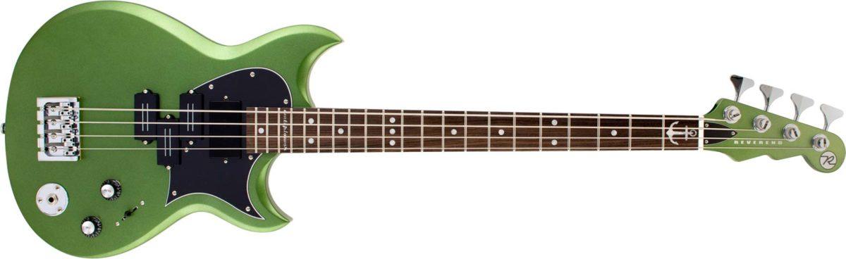 Reverend Guitars Mike Watt Signature Model Wattplower Mark II Bass