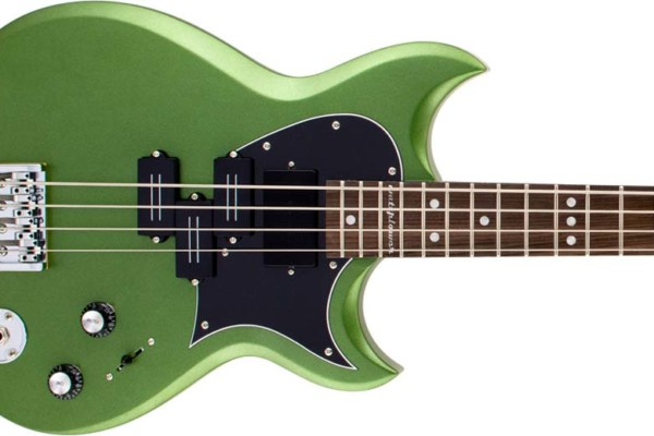 Reverend Guitars Announces Mike Watt Wattplower Mark II Bass