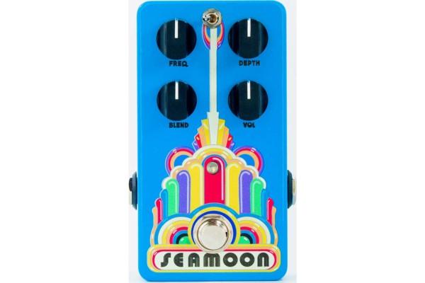 Seamoon FX Resurrects the Seamoon Funk Machine Pedal