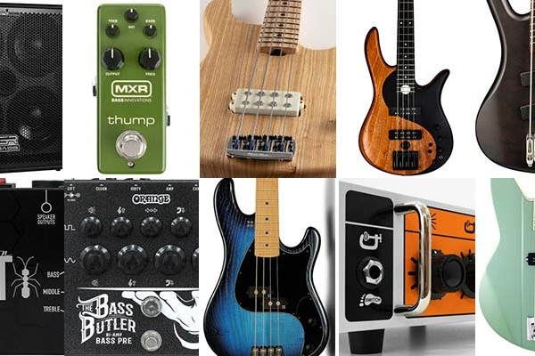 Bass Gear Roundup: The Top Gear Stories in January 2020