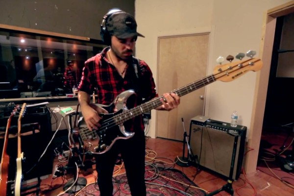 Drew De Four with Miki Santamaria: In The Blood (Live)