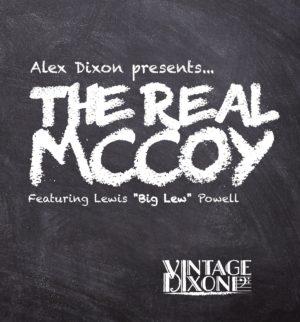 Alex Dixon: The Real McCoy