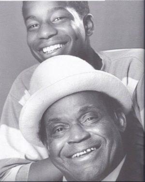 Alex and Willie Dixon