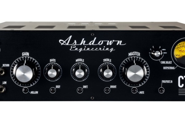 Ashdown Engineering Unveils the CTM-200R Bass Amp