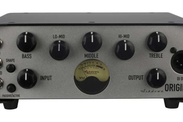 Ashdown Engineering Announces OriginAL-500H Bass Amp