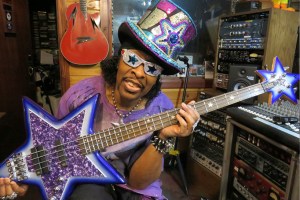 Bootsy Collins and Mascot Label Group Announce The Funk Garage Imprint