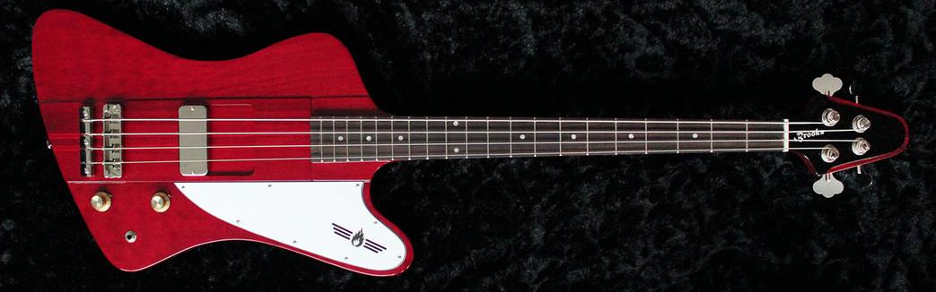Brooks Grabbird Bass