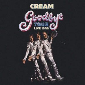 Cream: Goodbye Tour Live 1968