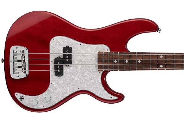 G&L Unveils 40th-Anniversary SB-1 Bass