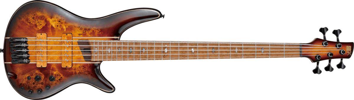 Ibanez SRPB5LTD Bass